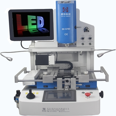 DH-G760 Automatic LED rework station